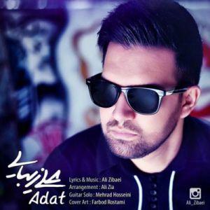 دانلود آهنگ جدید علی زیبایی (تکتا) - عادت